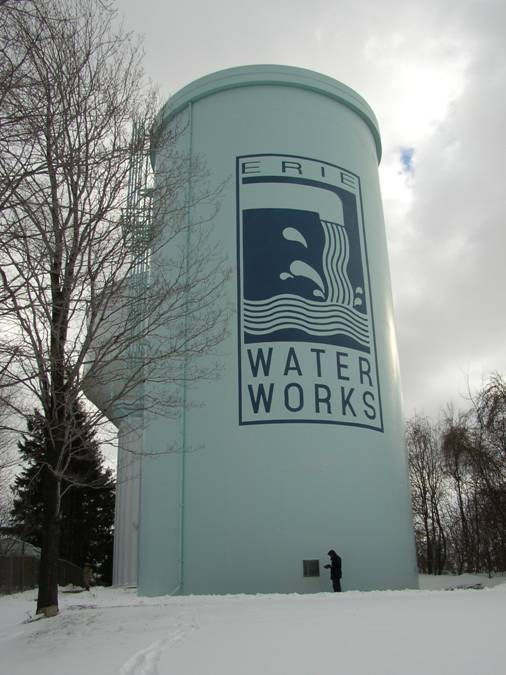 Erie Water Tower