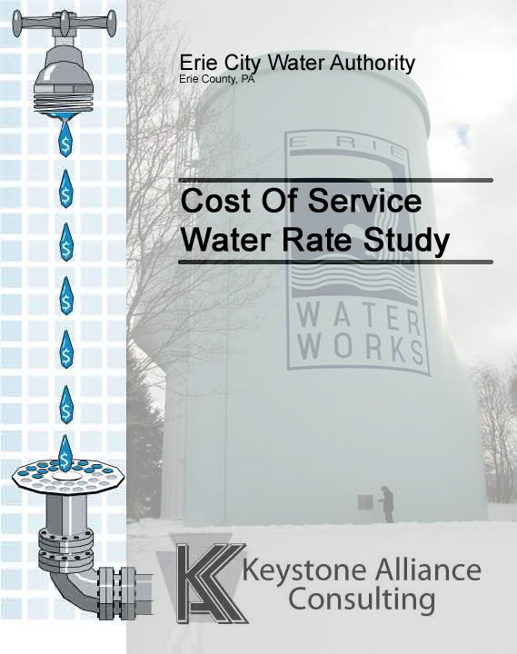 Erie Water System Cost of Service Rate Study
