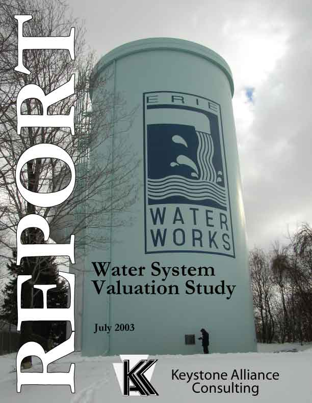 Erie Water System Valuation Study
