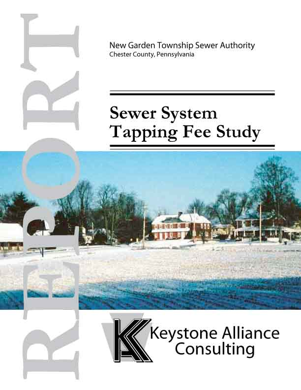 New Garden Township Sewer System Tapping Fee Study
