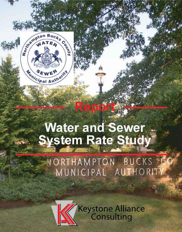 Northampton Bucks County Water and Sewer System Rate Study
