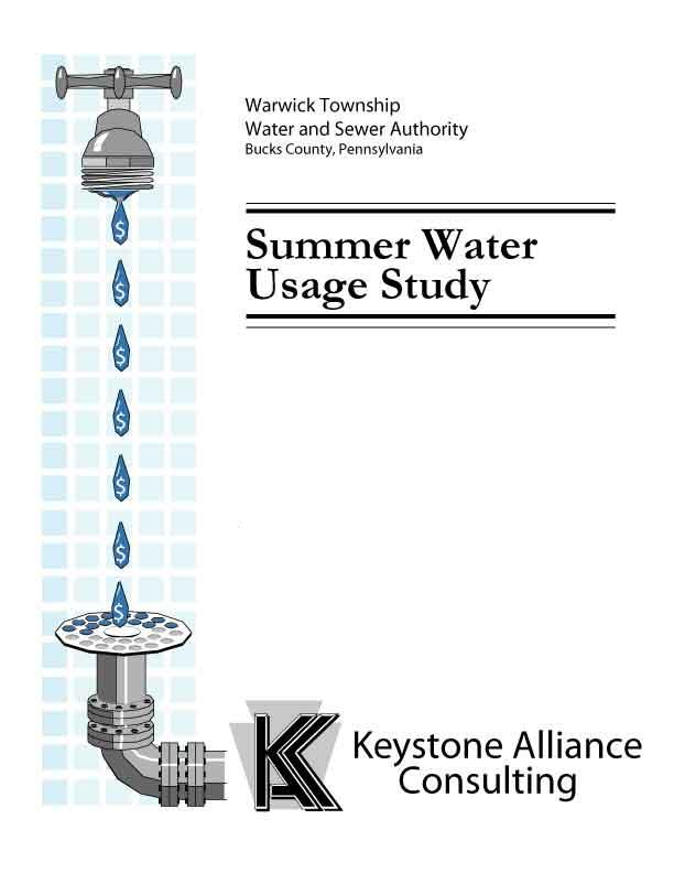 Warwick Township Summer Water Usage Study